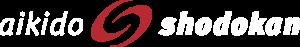 Aikido Shodokan Logo White